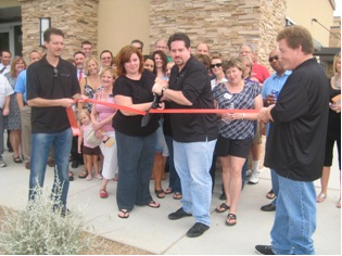 Ribbon Cutting for my PC Techs