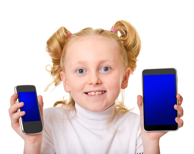 Kids and Mobile Devices
